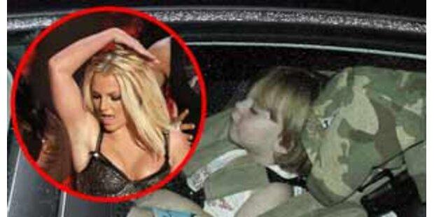 Britney Spears aus Krankenhaus entlassen