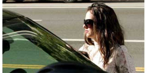 Britney ging in die Kirche statt zu Gericht