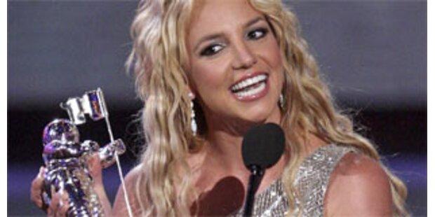Britney Spears räumt bei MTV Video Awards ab