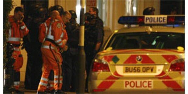 Ein Toter bei Schießerei in London