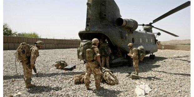 Briten begannen Truppenabzug aus Irak