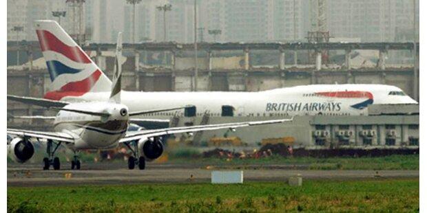 British-Airways-Jumbo musste notlanden