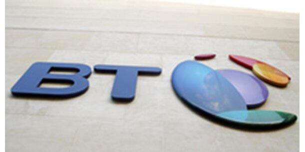 British Telekom streicht 10.000 Stellen