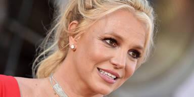 Britney Spears kämpft mit harten Bandagen