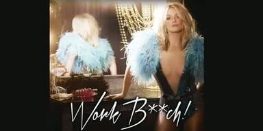 "Britney Spears: ""Work Bitch"""