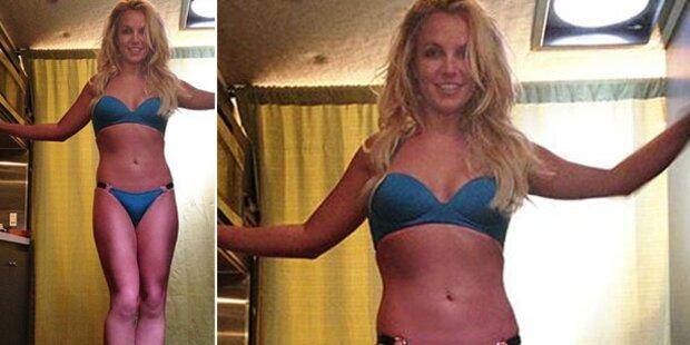 Britney Spears: Supersexy im Bikini