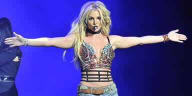 So trainiert Britney Spears ihren Bauch