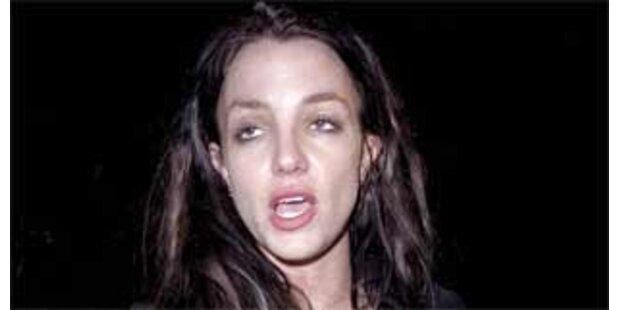 Britney in der Gummizelle