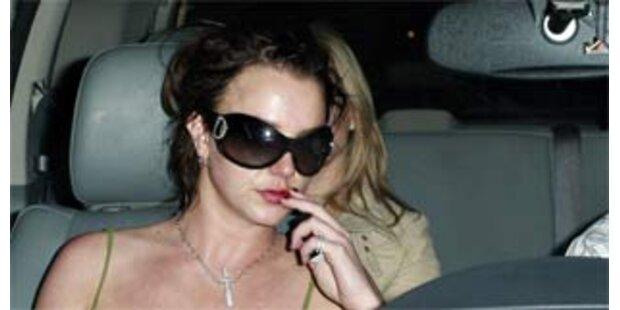 Britney Spears tobt aus Eifersucht