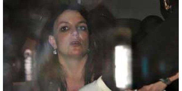 Britney hat 100 Pillen in 36 Stunden genommen