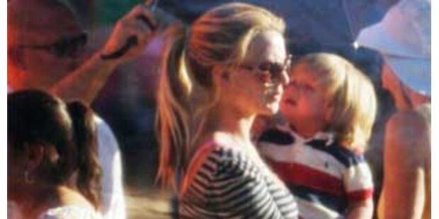 Britneys Sohn aus Spital entlassen
