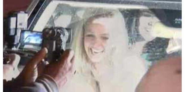 Nach richterlicher Verfügung machte Britney Party