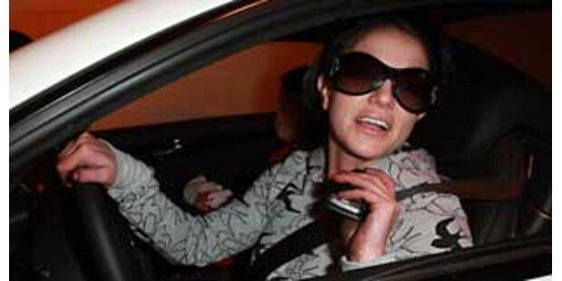 Britney Spears spritzte Aussage wegen Angstattacken