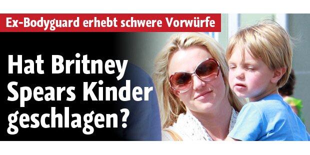 Hat Britney Spears Söhne geschlagen?