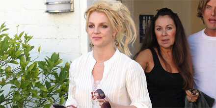 Britney Spears: Ihre Grammy-Sensation