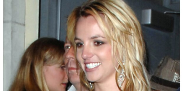 Sechs Monate Sex-Verbot für Britney Spears