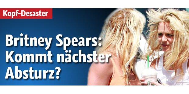Britney Spears: Kommt nächster Absturz?