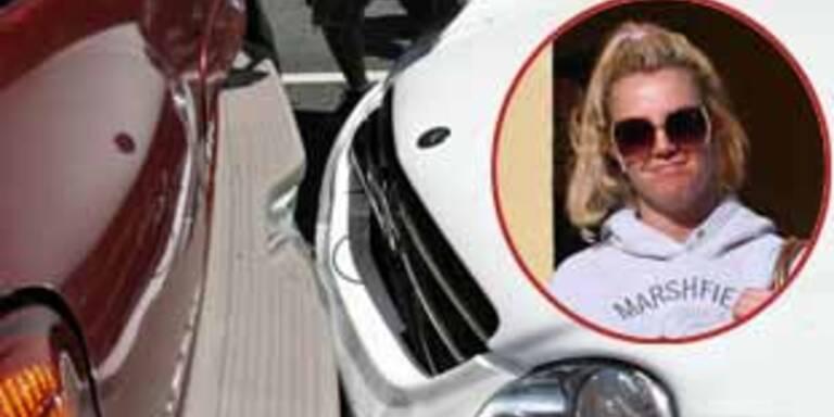 Britney Spears: Chaos-Fahrerin