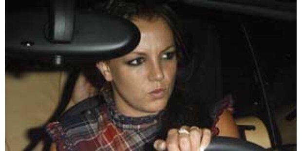 Britney versaute erstes Treffen mit den Söhnen