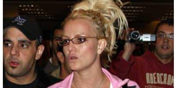 Hat Britney Spears in einem Sexshop gestohlen?