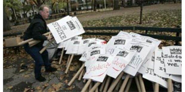 Broadway-Streik ist beendet