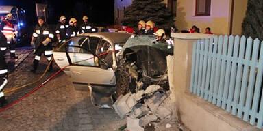 Unfall in Deutsch-Brodersdorf