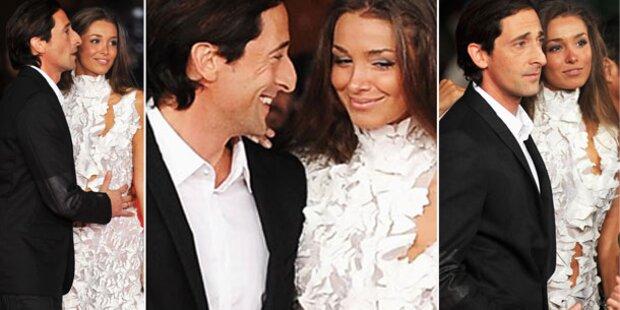 Adrien Brody: Das ist seine neue Freundin