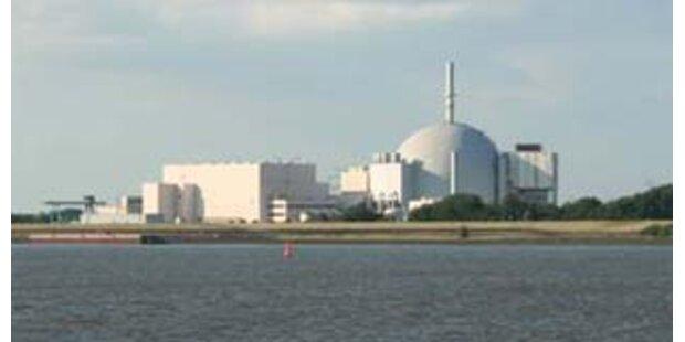 Zwischenfall im deutschen Atomkraftwerk Brokdorf