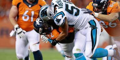 Broncos siegen in Super Bowl-Neuauflage