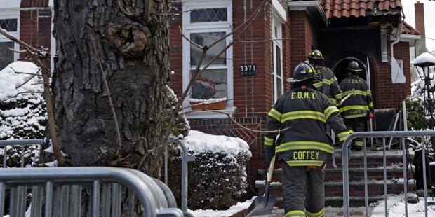 Sieben Geschwister in New York verbrannt