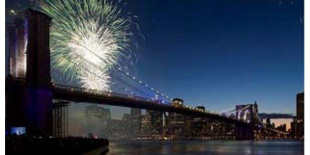 Brooklyn-Bridge feiert 125. Geburtstag