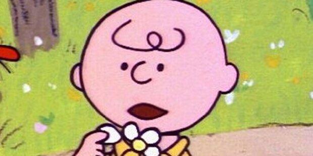 Charlie Brown ist ein Stalker