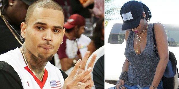 Chris Brown spricht über Rihanna-Prügelei