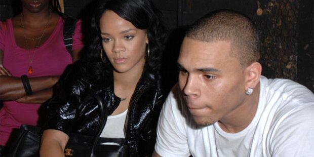 Rihanna: Geheime Hochzeit mit Brown?