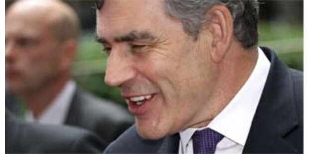 Brown holt Blair-Ära zurück ins Kabinett