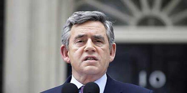 Brown-Regierung betrieb Finanzschwindel