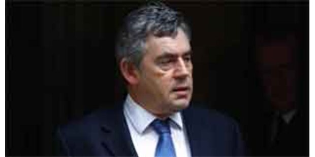 Brown droht mit Ablehnung des EU-Reformvertrags