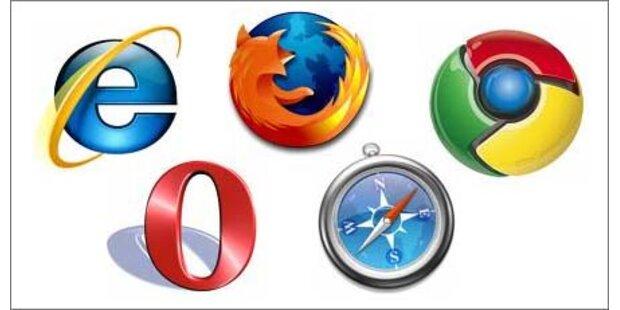 Neue Runde im Kampf um die Browser-Krone