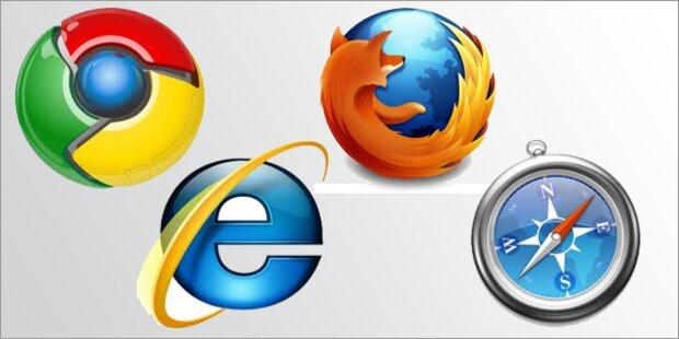 Chrome zieht erstmals am Firefox vorbei