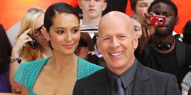 Bruce Willis wird zum fünften Mal Vater