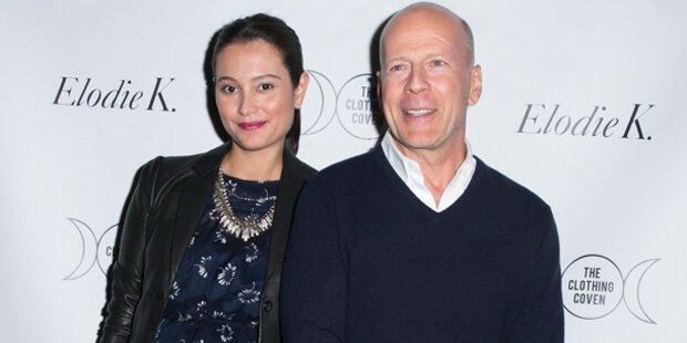 Fünfte Tochter für Bruce Willis
