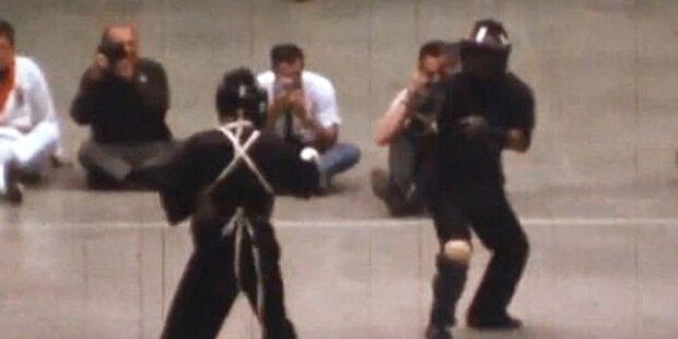 Video von echtem Kampf von Bruce Lee aufgetaucht
