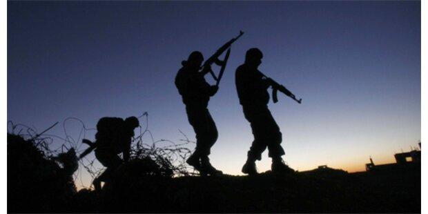 Schwere Kämpfe zwischen Fatah und Hamas