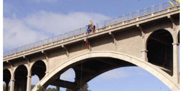 Vier Tonnen schwere Brücke in Tschechien gestohlen