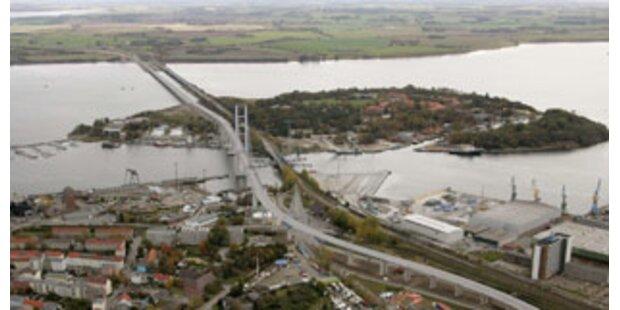 Ferieninsel Rügen mit Stralsund verbunden