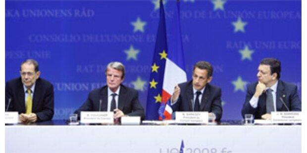 Brüssel fordert Truppenabzug aus Georgien