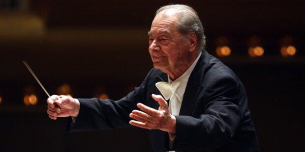 Dirigent Frühbeck de Burgos gestorben