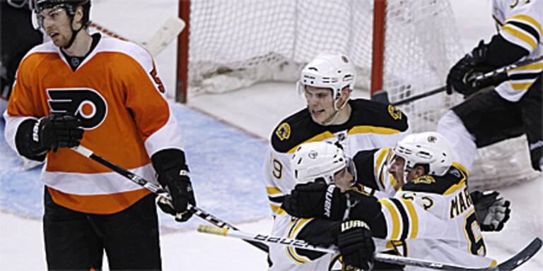 Bruins fixieren Play-off-Teilnahme