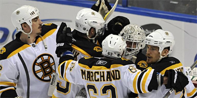 Bruins feiern wichtigen Auswärtssieg