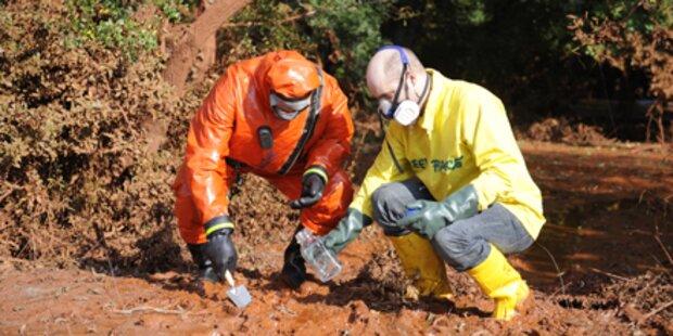 Giftschlamm: Neuntes Todesopfer